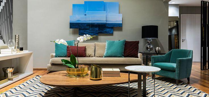 O Shopping D&D – referência em design e decoração no Brasil – em parceria com a Tishman Speyer realizam a mostra D&S Show no residencial Duo, Morumbi.