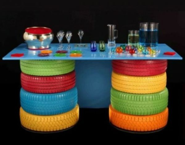 100 DIY Möbel Aus Autoreifen   Altreifen Recycling | Idéias Com Pneus |  Pinterest | Autoreifen, Diy Möbel Und Recycling