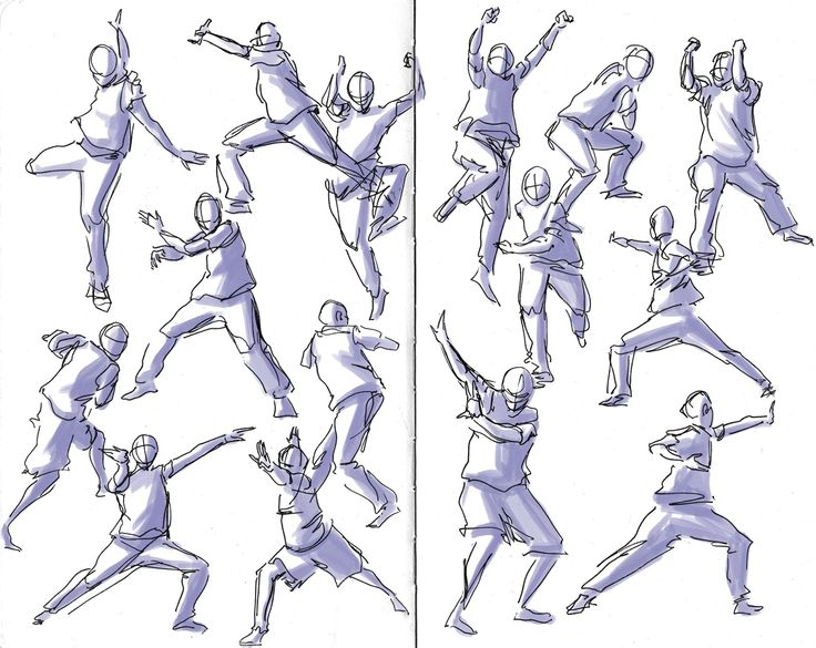 Kelly Kao: July 2013 Useful action poses