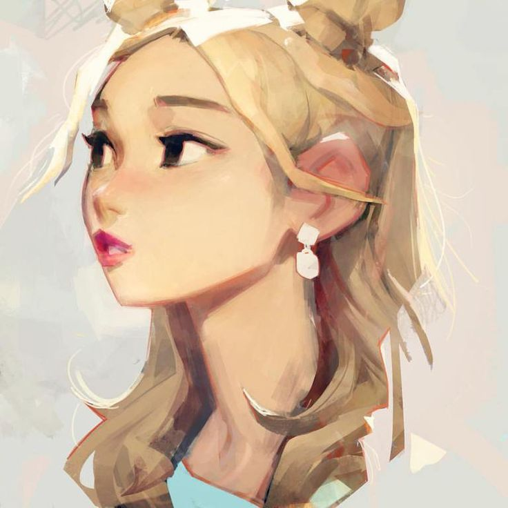 Character Concept Art Illustration