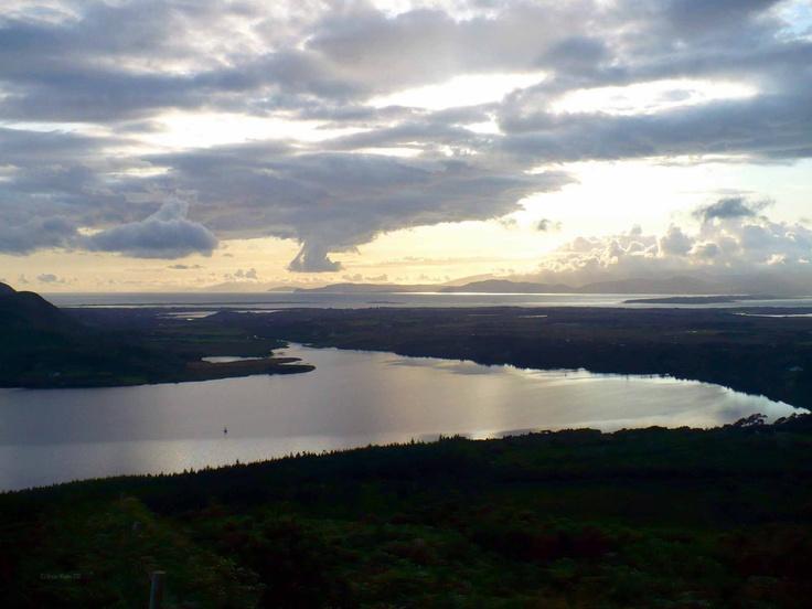 Caragh Lake, County Kerry, Ireland