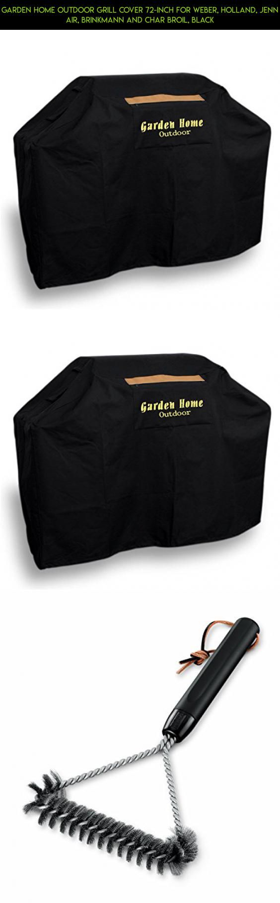 Garden Home Outdoor Grill Cover 72-Inch for Weber, Holland, Jenn Air, Brinkmann and Char Broil, Black #air #racing #gadgets #tech #kit #shopping #products #parts #fpv #plans #drone #camera #technology #grills #jenn