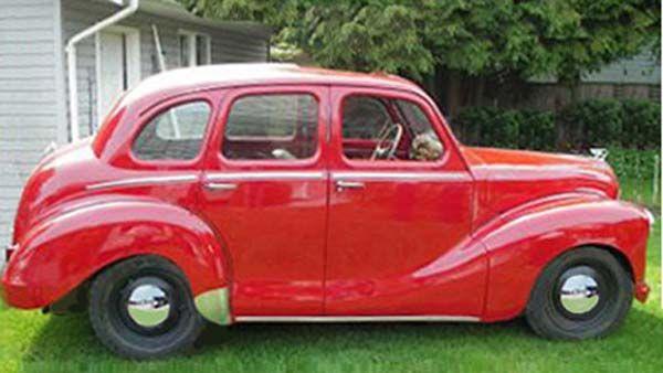 Austin A40 Devon 1950
