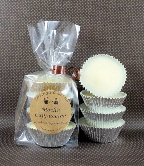 Wax Melts / Tarts 4-Pack - CHOOSE YOUR SCENT -- Pick from over 200 scents on Etsy, $4.00