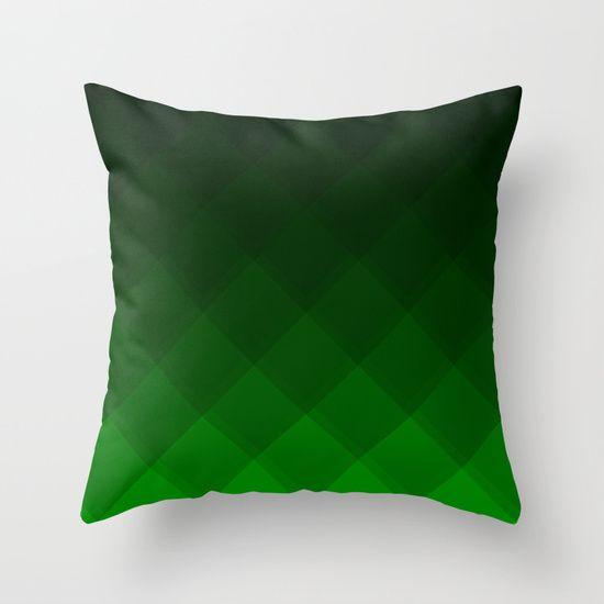 Avacado Tile pattern pillow