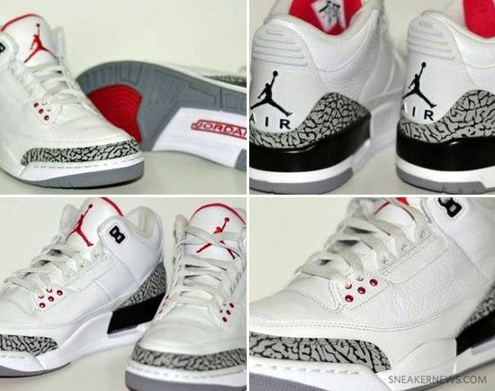 J's on my xmas list. Probably my favorite jordans