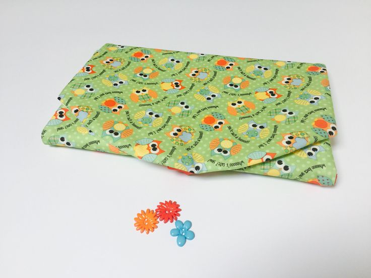 A personal favourite from my Etsy shop https://www.etsy.com/uk/listing/547560959/owl-theme-baby-changing-mat-travel-nappy