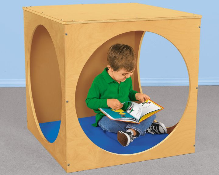 Quiet Time Privacy Cube Children S Room Furniture