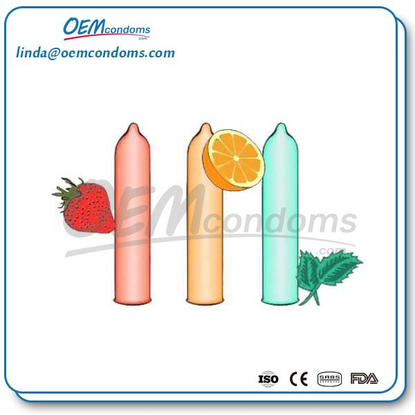 Best quality extra lubricated latex flavored condoms,OEM brand condoms suppliers and exporters. Email: linda@oemcondoms.com