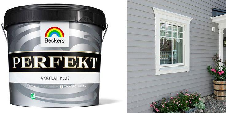 Rekker du å male huset likevel? - Byggmakker+