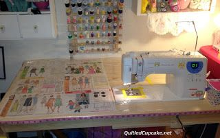 Ikea hack: Sewing Machine Table Tutorial Tips