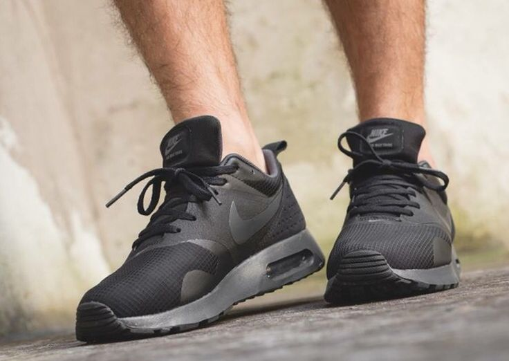 Air Max Tavas Black Anthracite