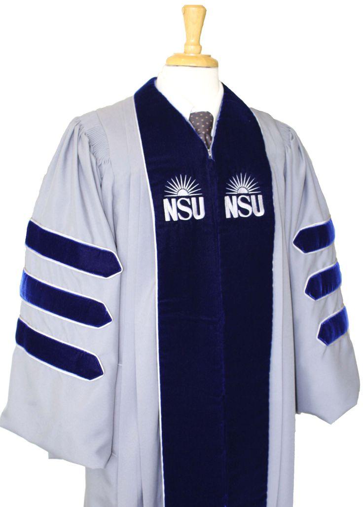Nova Southeastern Custom Academic Regalia Pinterest