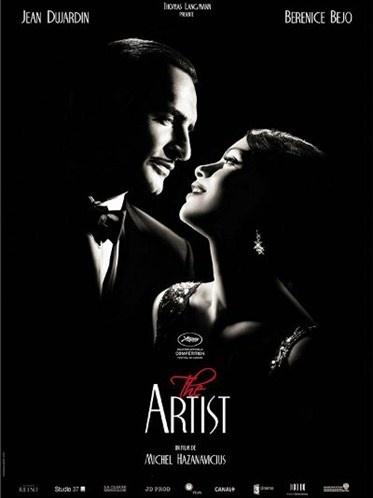 The Artist. Good movie! Walaupun takde suara jalan cerita dia superb.