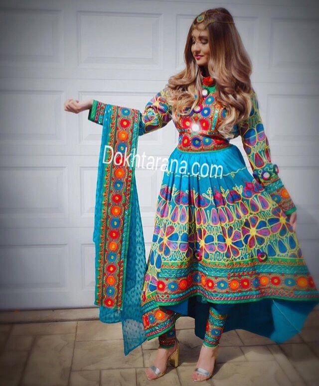 308 Best Images About Afghan Dress On Pinterest