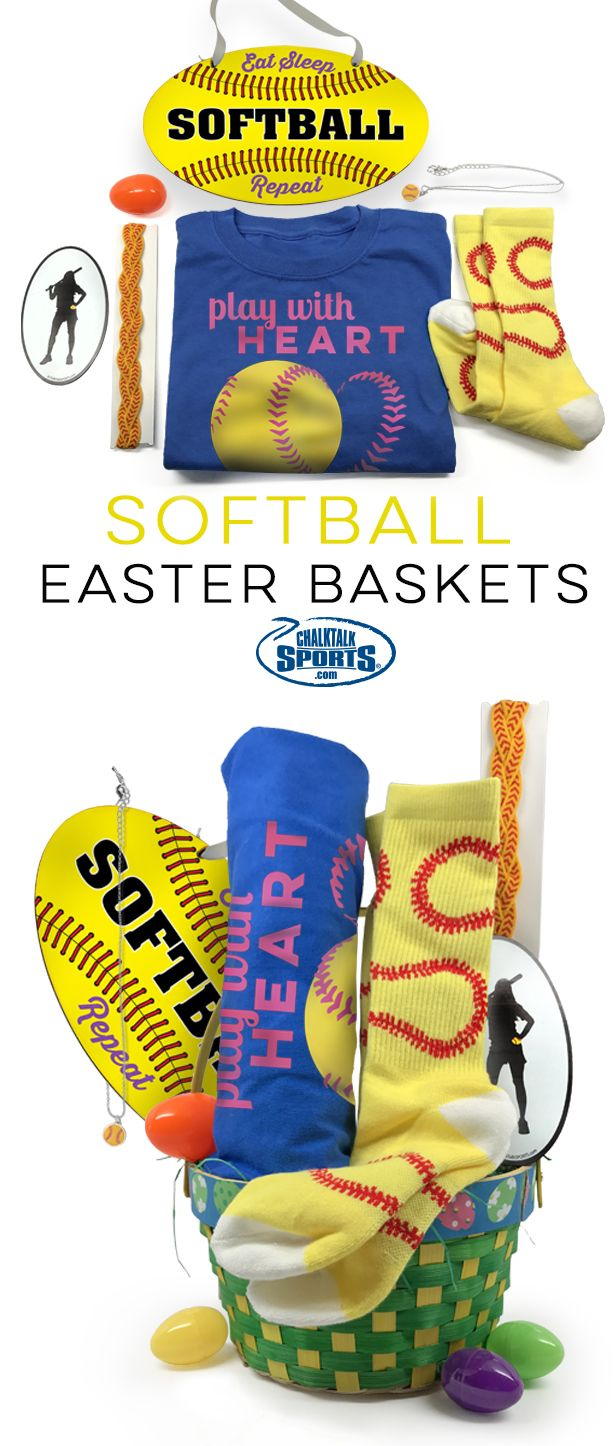 81 best sports easter baskets images on pinterest athlete surprise a favorite athlete or runner with a great easter gift such as a pre filled easter basket with hand chosen gifts for various sports and other gifts negle Images