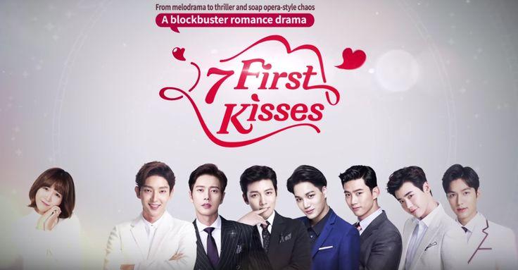Geçenlerde bahsettiğim 7 aktörün yer alacağı dizi/reklam filminin detayları: http://www.nabrut.com/2016/12/seven-first-kisses-konu-ve-oyuncular.html