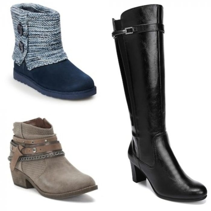 Pair of Women's Boots