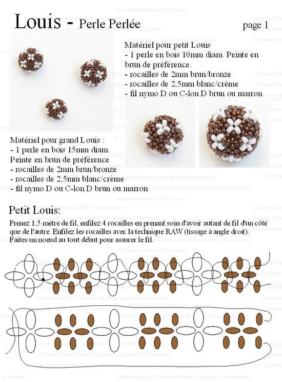 DIY - Beaded Bead