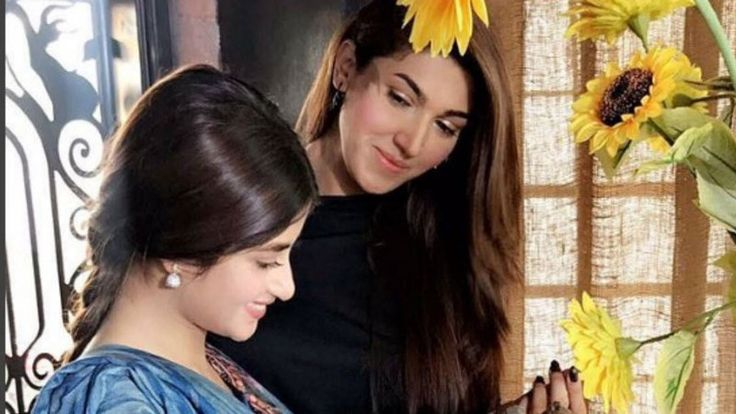 Sana Fakhar will play Sonya Jehan in upcoming drama 'O Rangreza' - Film & TV - Images