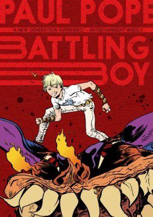 Battling Boy: Amazon.co.uk: Paul Pope: Books