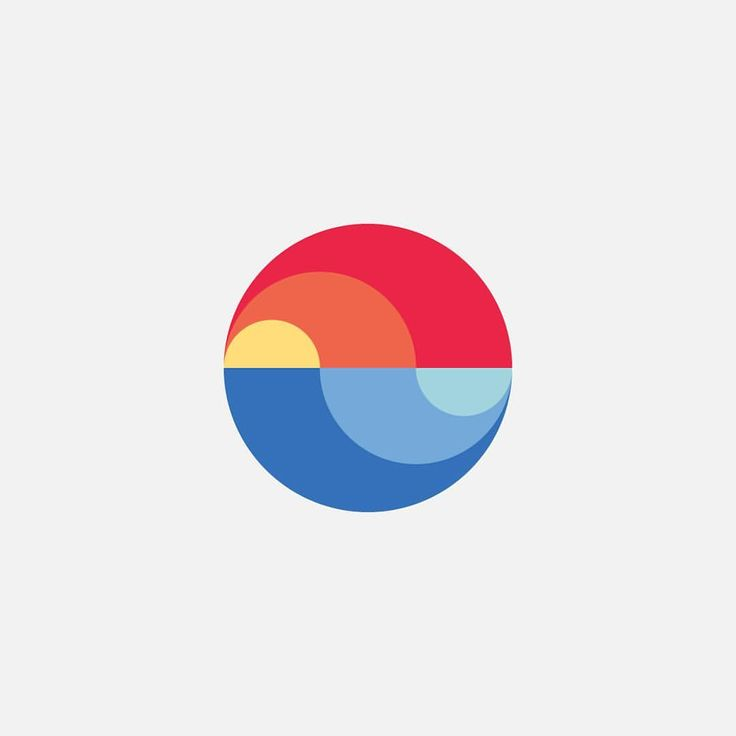 The Beach Club by Micael Butial. #logo #design #branding #logothorns