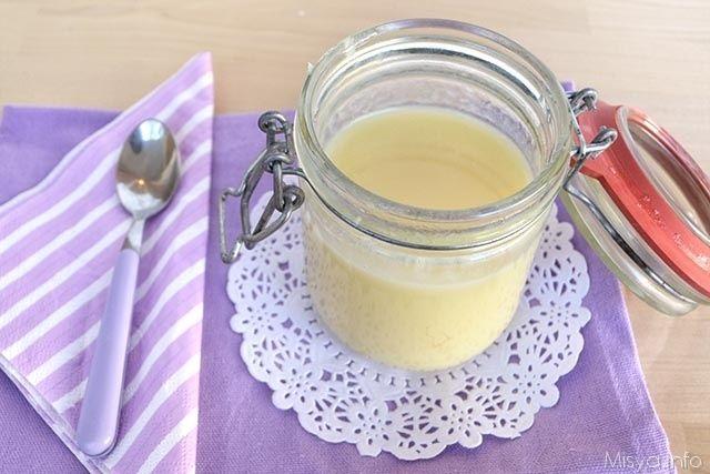 » Latte condensato fatto in casa Ricette di Misya - Ricetta Latte condensato fatto in casa di Misya