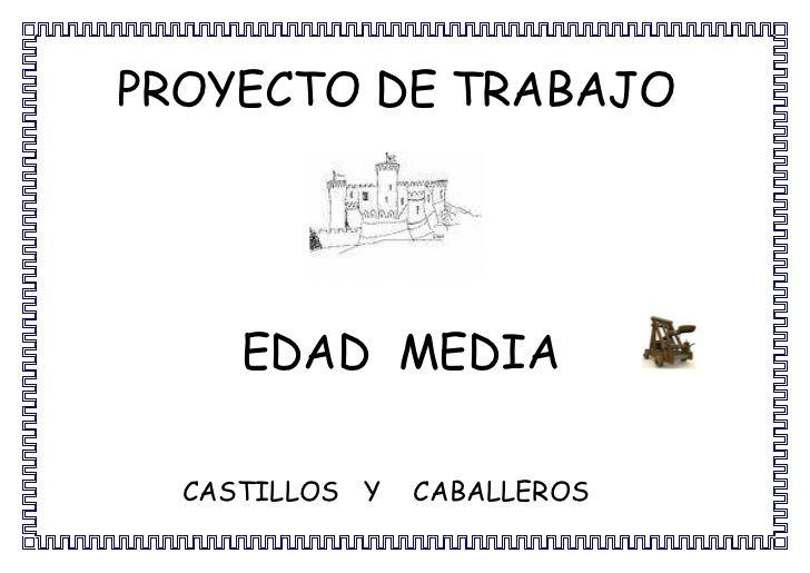 Presentación slideshare sobre aspectos de los castillos y fichas