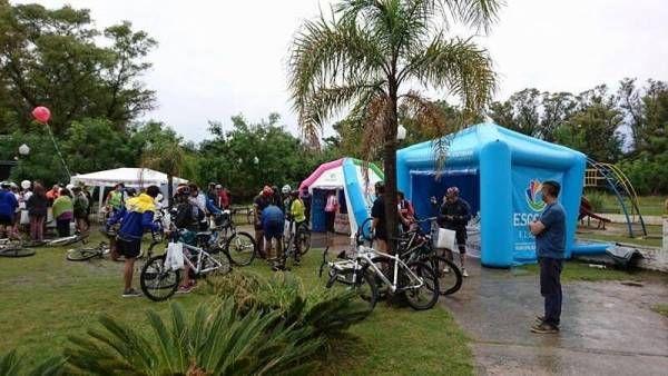 En el Paraná de las Palmas se celebra la Fiesta del Isleño y el encuentro de Cicloturismo