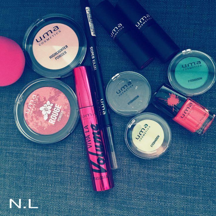 Fashion.Makeup.Ballet. Travel. – nantialeonidou:   Thank you Uma cosmetics !!!! Ich… – Nantia Leonidou