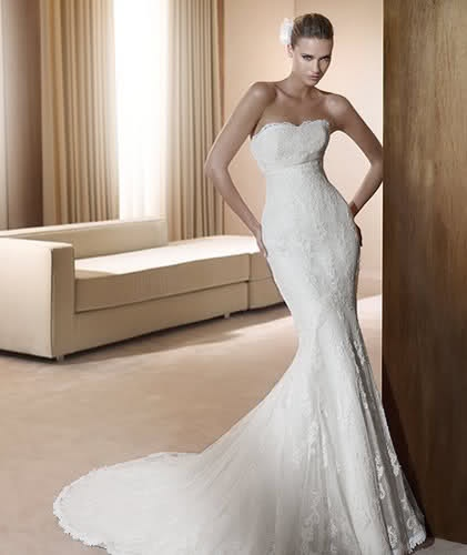 Bridal Gown For Tall Women