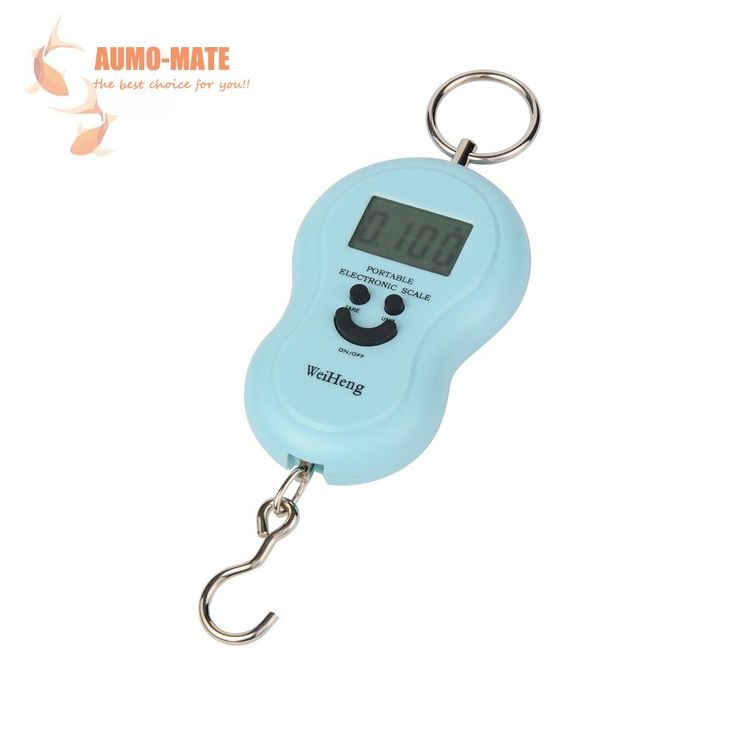 Hanging Fish Scale 0~10Kg/5G 10~45Kg / 10G Portable Electronic Scale Digital Fishing Tool Weight Scales For Tackle