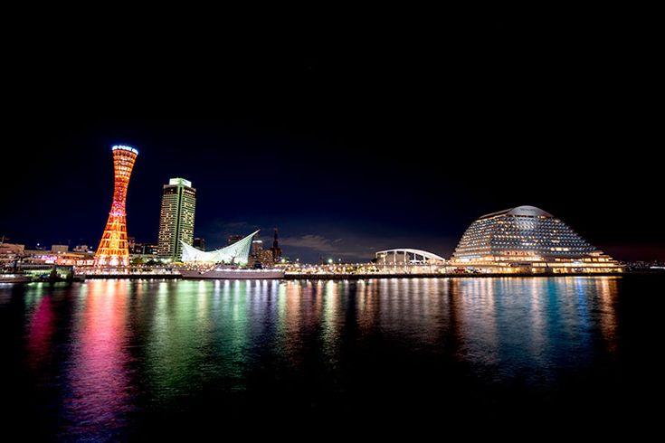 大阪 関西の夜景スポット15選 デート向けから工場夜景まで 楽天トラベル 2021 大阪 夜景 夜景 風景の壁紙
