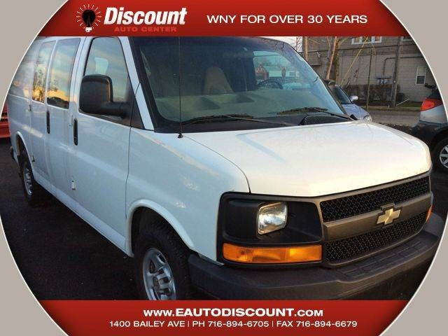 This 2004 Chevrolet Express Cargo 1500 Is Listed On Carsforsale For 6900 In Buffalo NY Vehicle Includes Abs