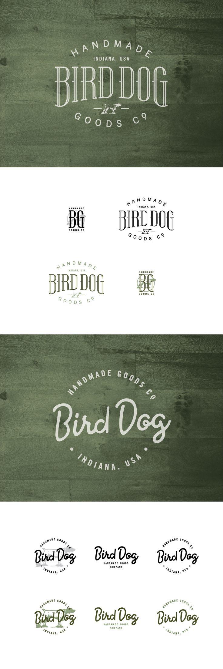 Dribbble - BIrd_Dog_Logos_Options-WIP_2-BobEwing.jpg by Bob Ewing