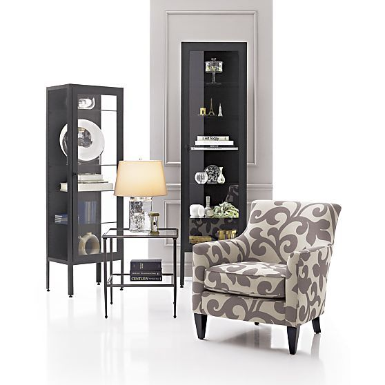 tall living room cabinets. Contemporary Glass Cabinet for Chic Style  Eccentric Cabinets With Transparent In Black Wooden Framework Also Curve Lampshade Gla 53 best things images on Pinterest Display cabinets China