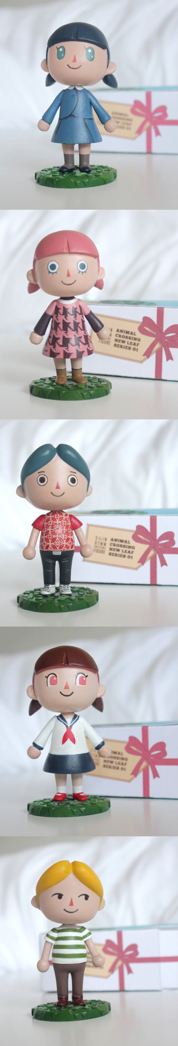 custom-made figure of your personal Animal crossing : New leaf via Etsy)