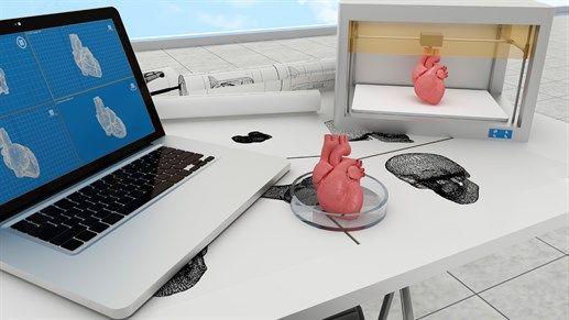 Unusual sudies: Study 3D printing of human organs at QUT in Australia #studies #study #abroad #kilroy #technology #australia