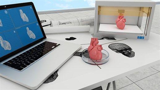 Unusual sudies: Study 3D printing of human organs at QUT in Australia #studies #study #abroad #kilroy #technology #australia