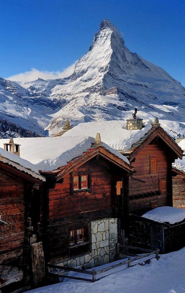 Findeln (2 km east of Zermatt) in the Valais Alps, Switzerland | by Urs…  Webdesign aus dem Kanton Luzern http://www.swisswebwork.ch/ Full Service Agentur Social Media Marketing, Markenbranding. Wir machen Dich bekannt in der Schweiz.