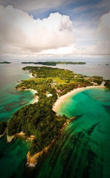 Isla Contadora, Panama.
