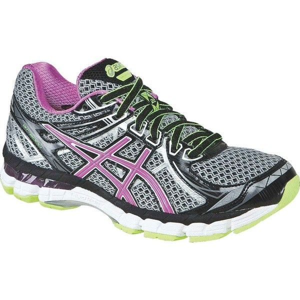 ASICS Women's GT-2000 2 Black/Orchid/Flash Yellow Athletic Shoes &.