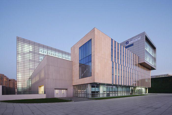 Concordia International School Shanghai: High School / Perkins Eastman