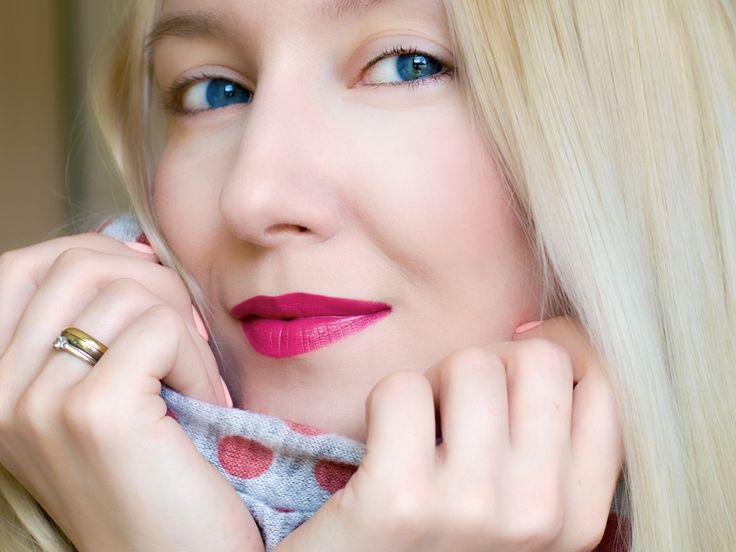6 najciekawszych jesiennych trendów w makijażu: Ciemne usta