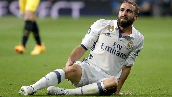 Real Madrid no contará con Dani Carvajal para lo que resta de temporada #Deportes #Fútbol