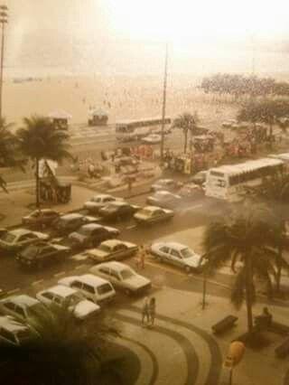 Copacabana,Brasilien 1993