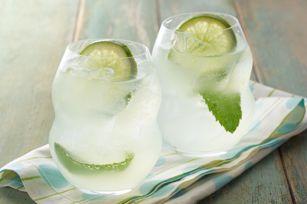 Mojito Lemon-Lime Cocktail #kraftrecipes