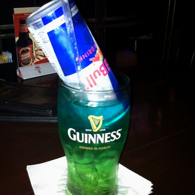 Irish Trash Can Drink! Oh So Yummy! :)