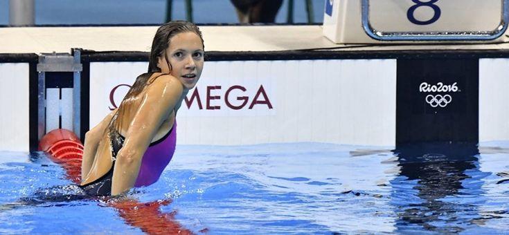 Kapás Boglárka bronzérmes lett 800 gyorson