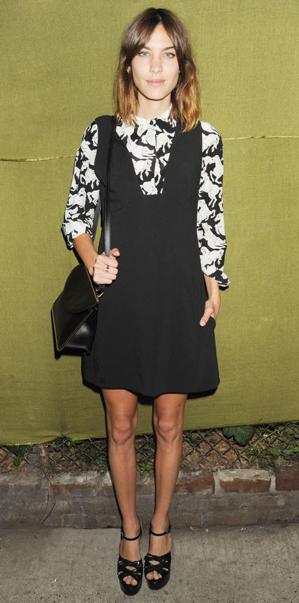 Look of the Day - June 09, 2015 - Celebrity VIPs at Stella McCartney Spring 2016 Resort Presentation in NYC from #InStyle
